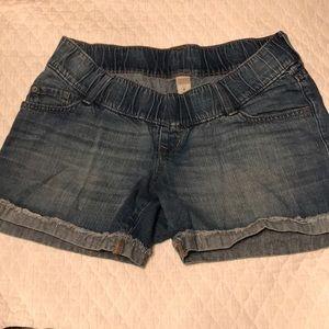 OldNavy Maternity Shorts
